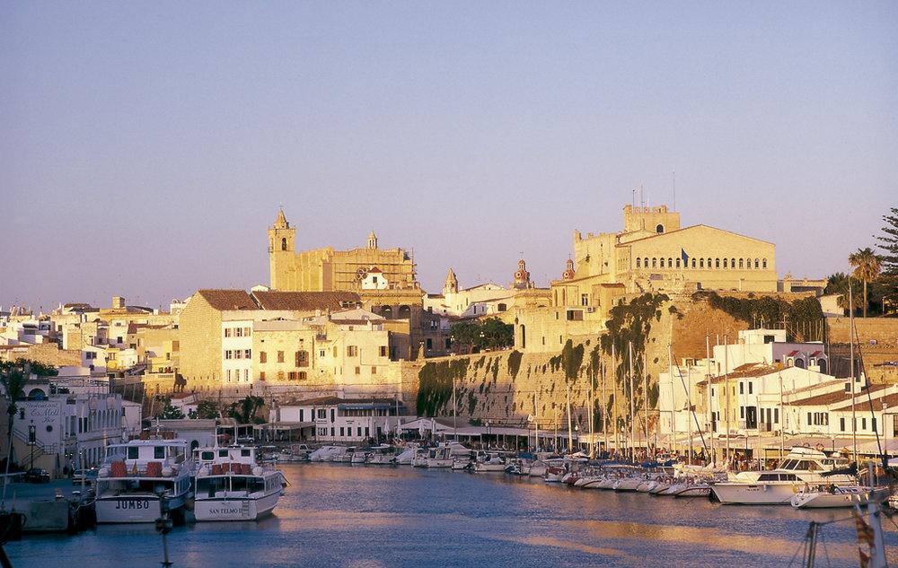 Qué ver en Ciutadella, Menorca.