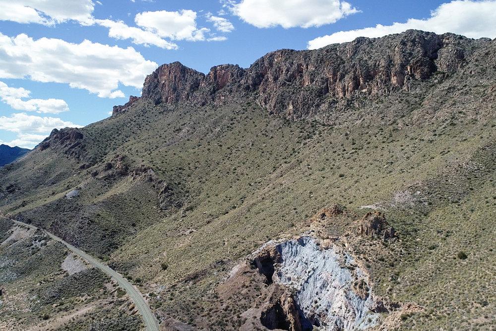 Qué ver en Pulpí. Sierra del Aguilón.
