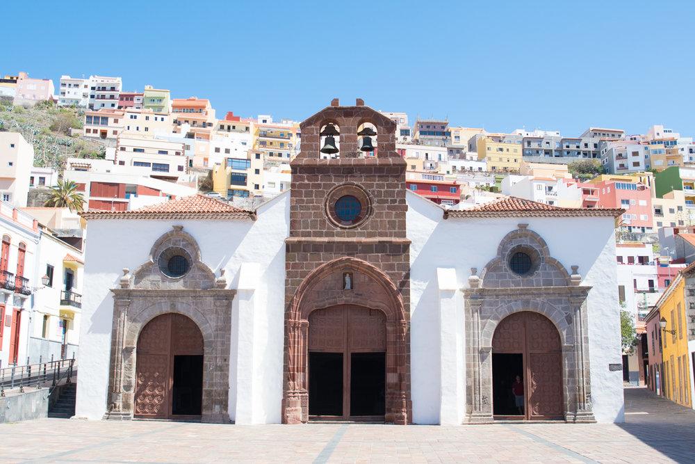 Qué hacer en La Gomera. San Sebastián de La Gomera.