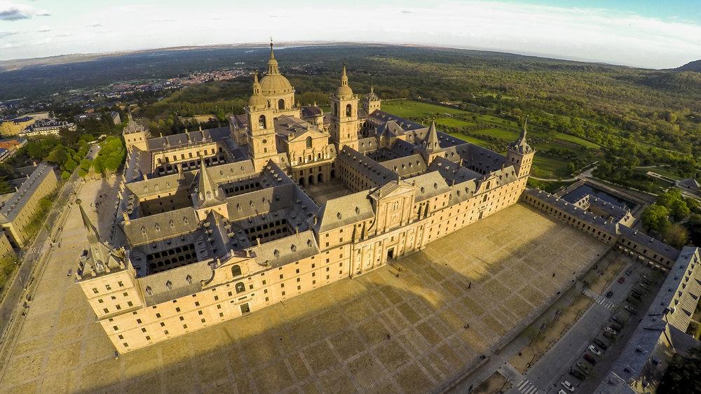 Qué ver cerca de Madrid. Monasterio de El Escorial.