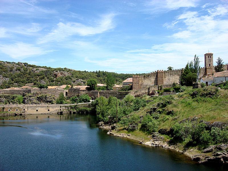 Qué ver cerca de Madrid. Buitrago de Lozoya.