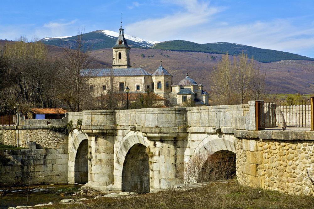 Qué ver cerca de Madrid. Monasterio de El Paular (Rascafría)