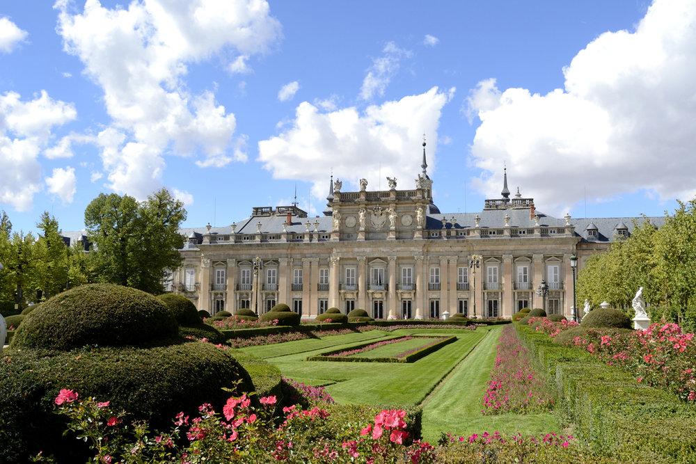Qué ver cerca de Madird. Palacio Real de la Granja de San Ildefonso.