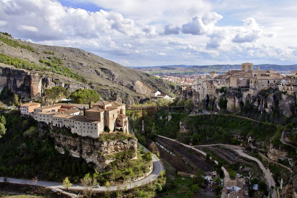 Qué ver en Cuenca. Vistas desde el Castillo.