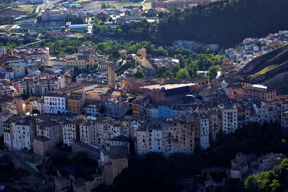 Qué ver en Cuenca. Cerro del Socorro.
