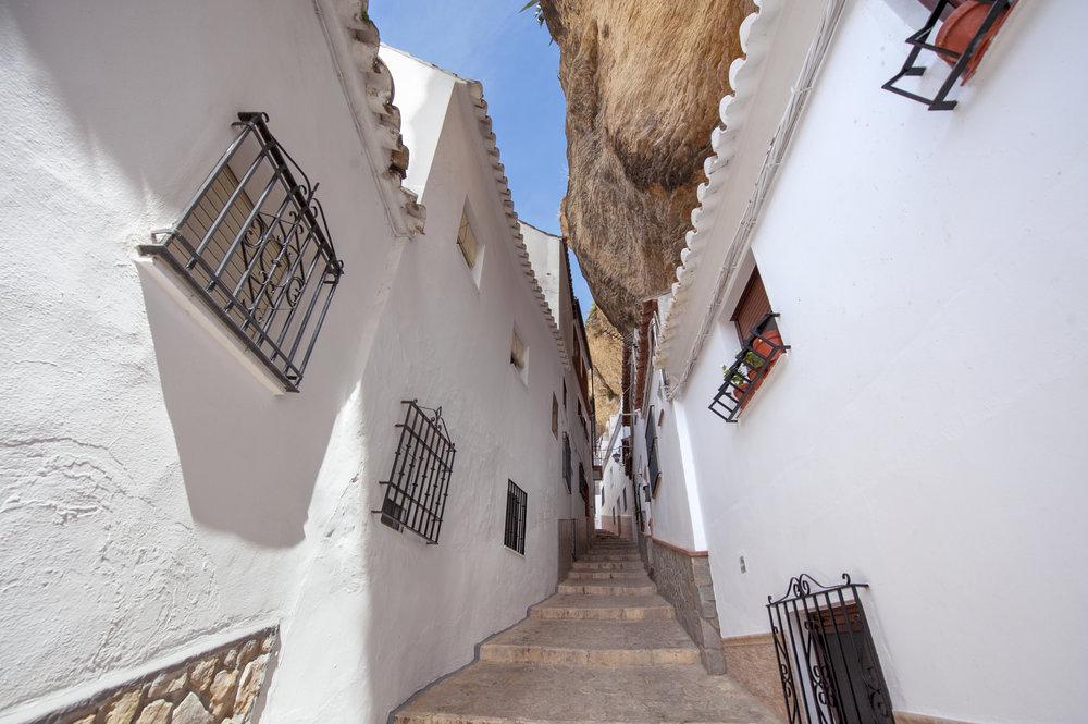 Setenil de las Bodegas (Cádiz) - Fotografía: Diputación de Cádiz