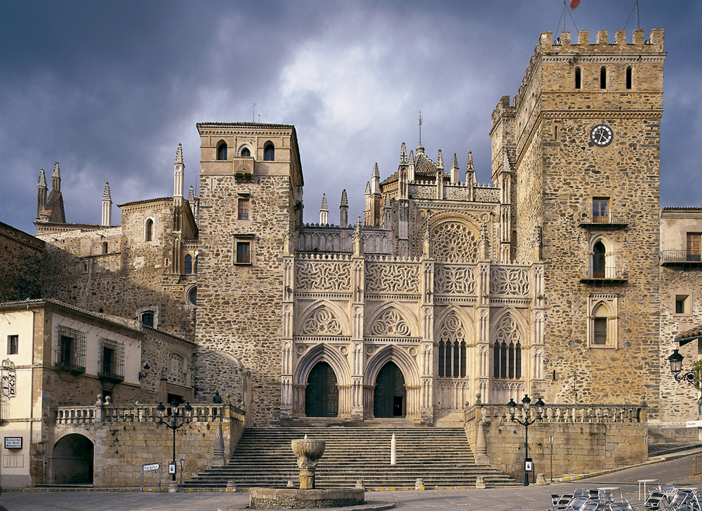Real Monasterio de Sta. María de Guadalupe (Cáceres)