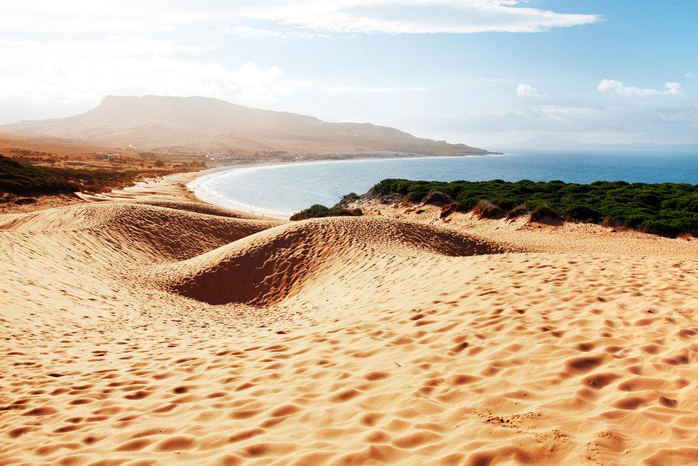 Playa de Bolonia (Tarfia, Cádiz)