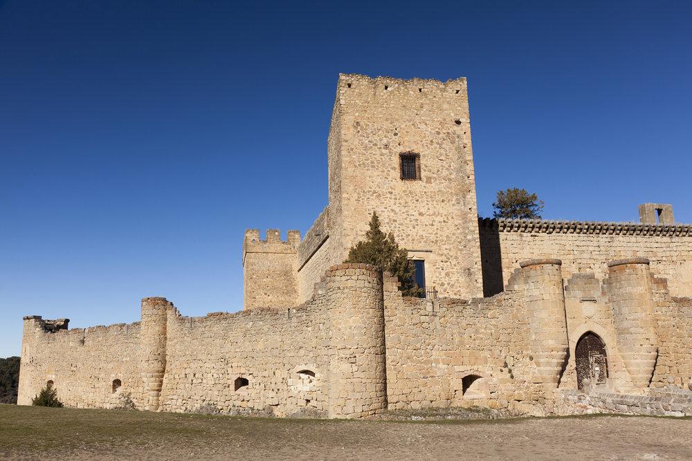 Pedraza (Sevovia) - Castillo.