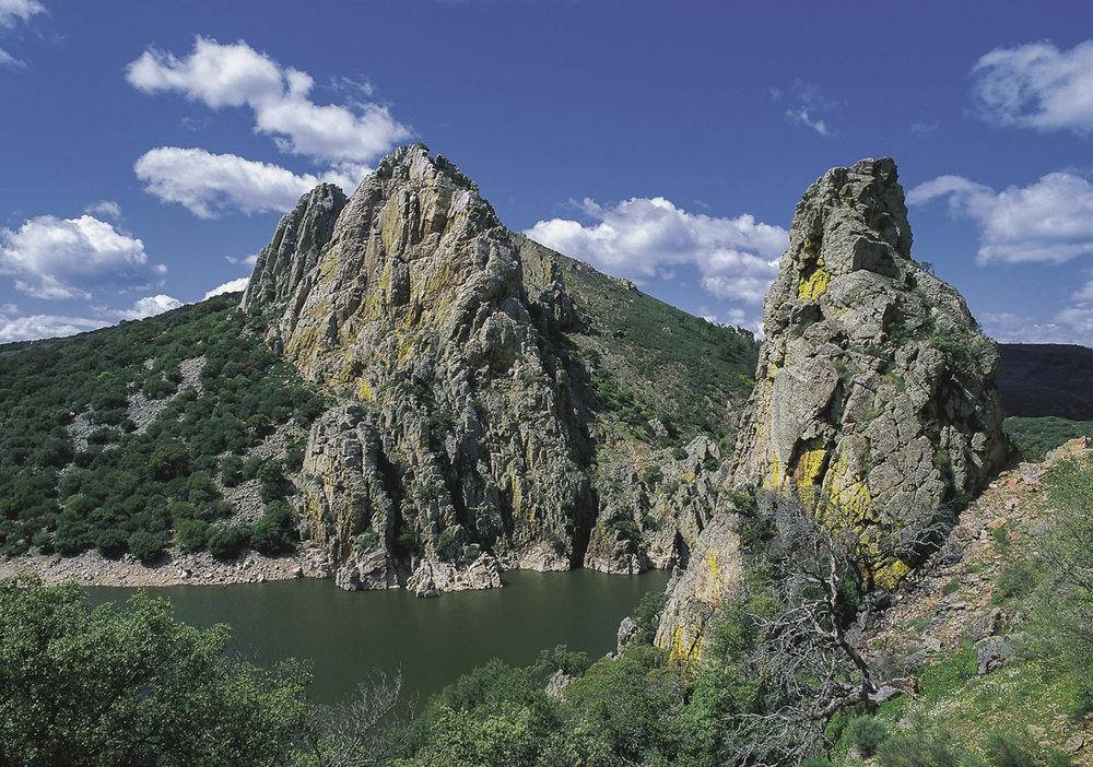 Parque Nacional de Mongragüe (Cáceres)