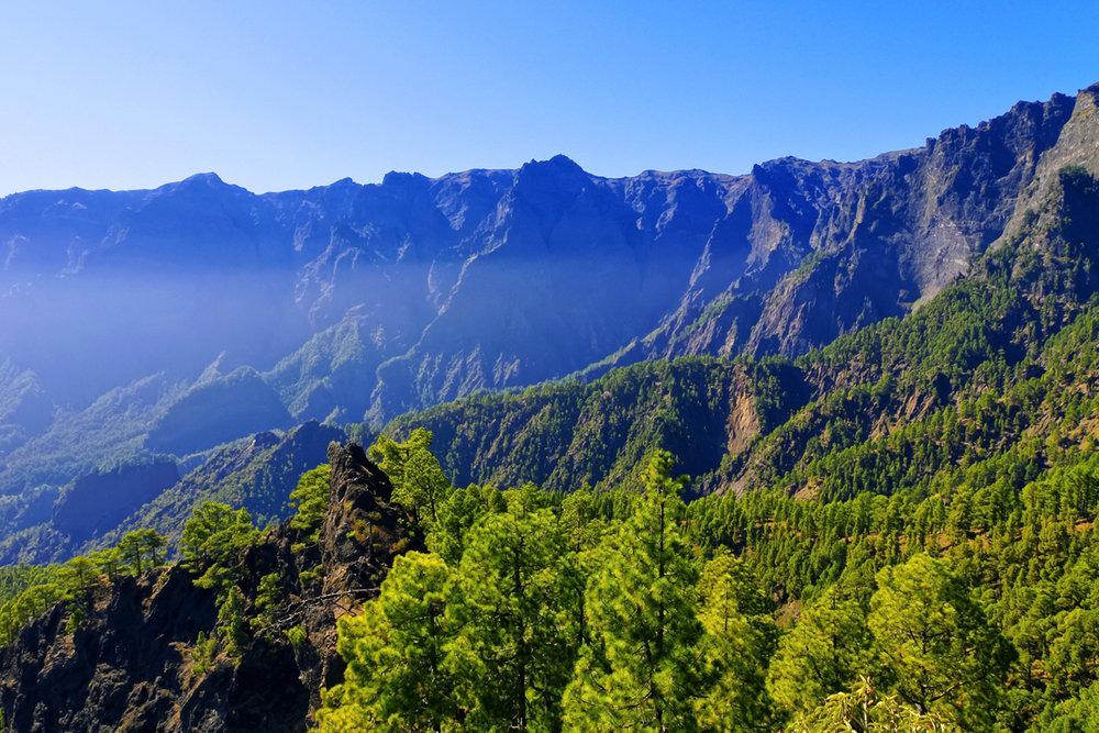 Parque Nacional de la Caldera de Taburiente (La Palma)