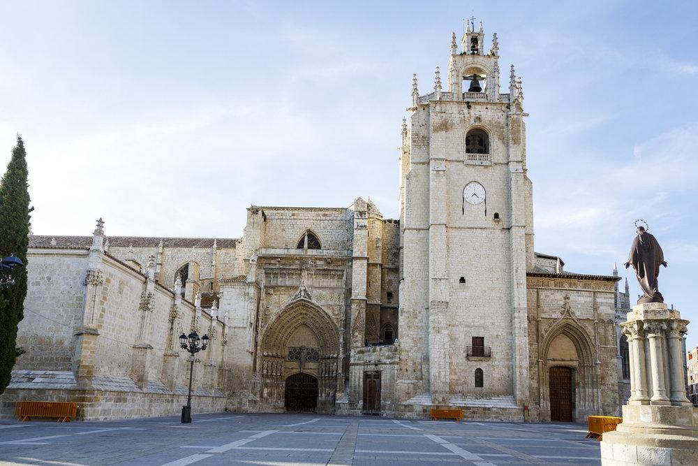 Qué ver en Palencia. Catedral.