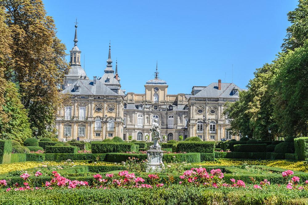 Palacio Real de la Granja de San Ildefonso (Segovia9