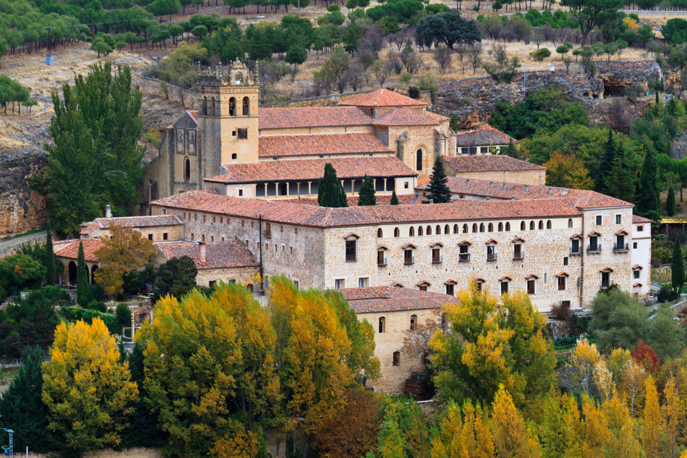 Monasterio de Sta. María del Parral (Segovia)