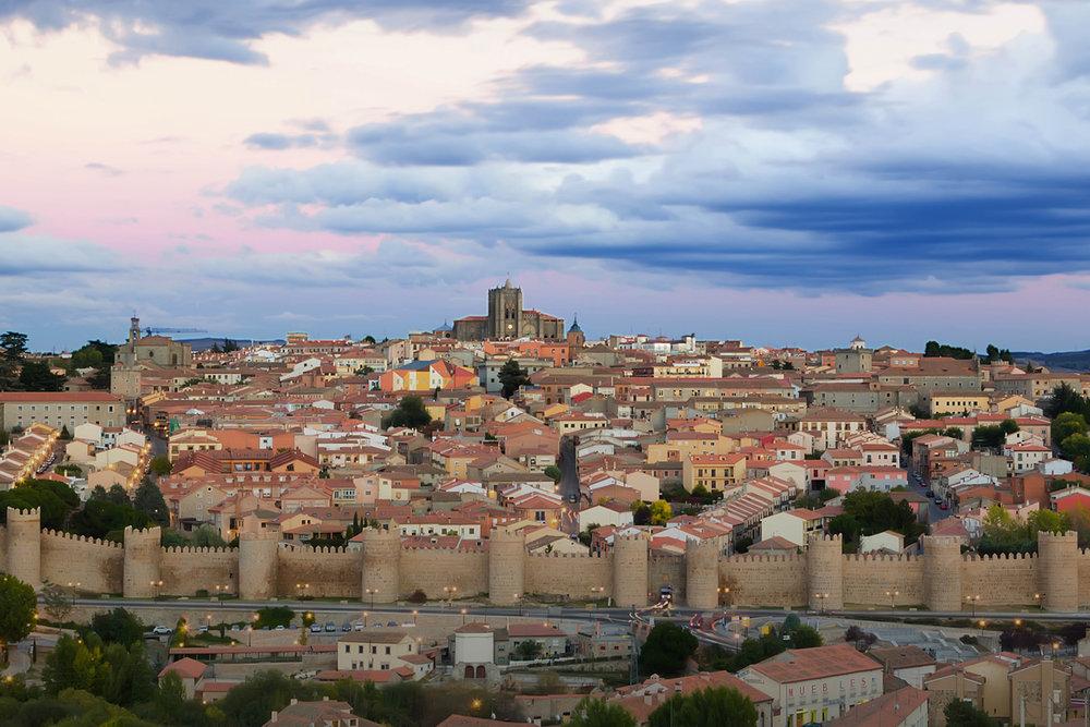 Ávila -