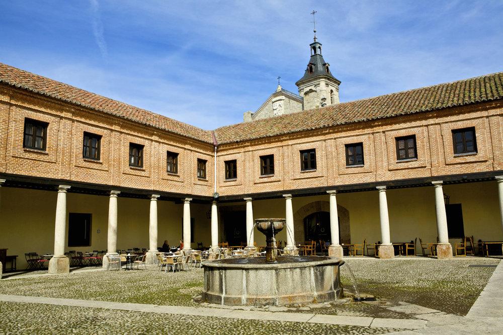 Monasterio de Sta. María del Paular, Rascafría (Madrid)