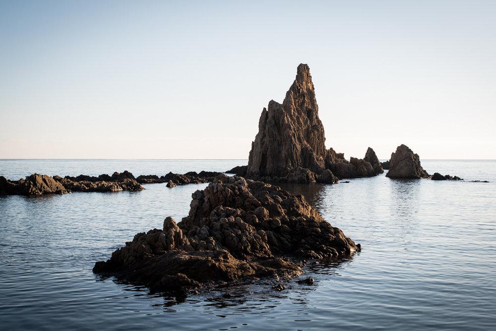 Qué ver en Cabo de Gata - Arrecife de las Sirenas.
