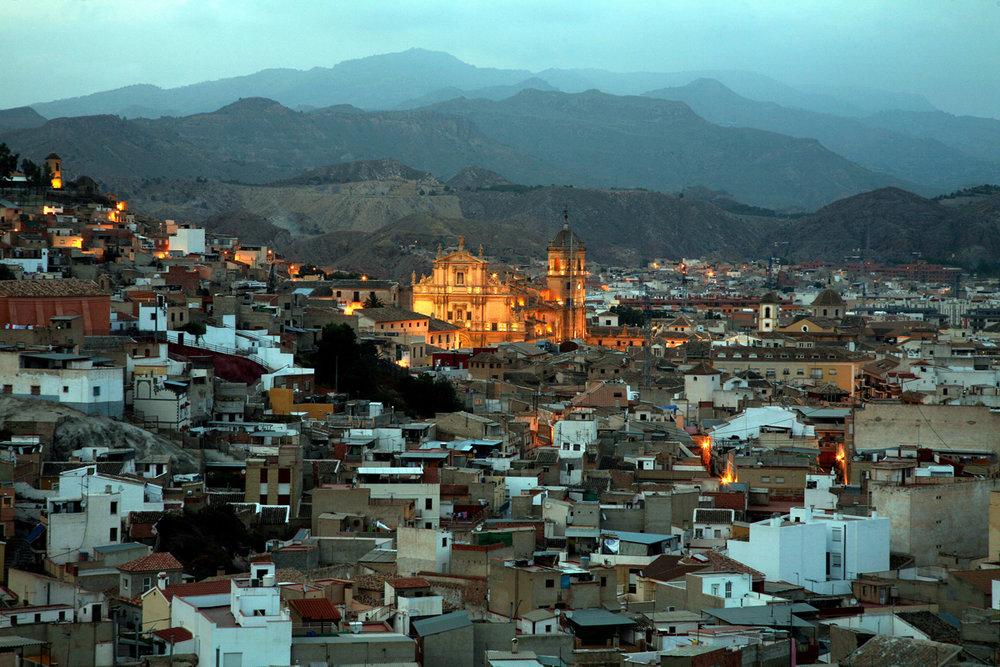 Qué ver en Lorca (Murcia)