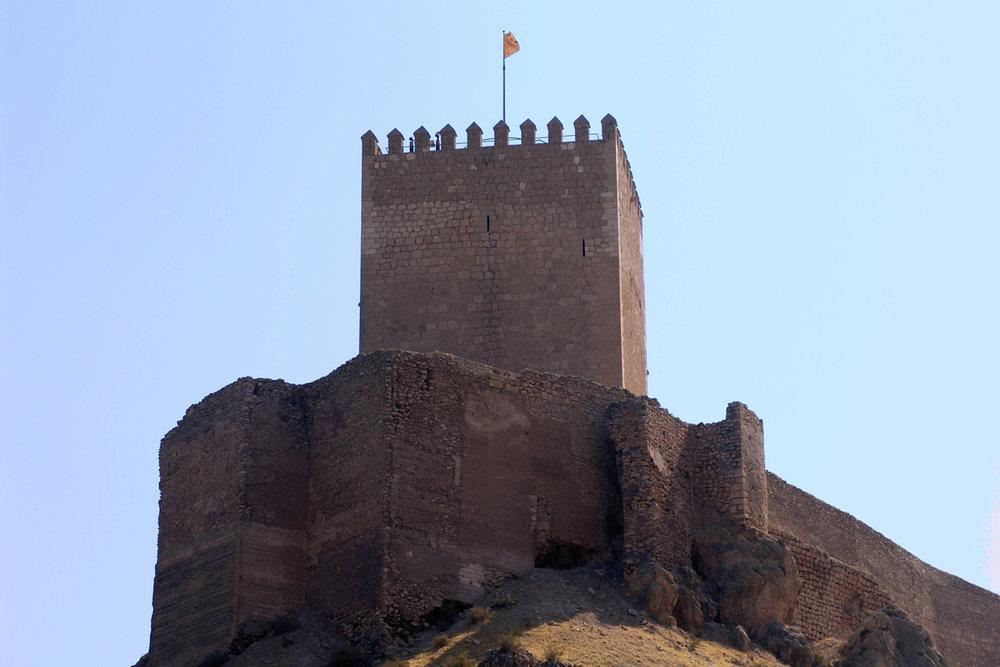Qué ver en Lorca (Murcia) - Castillo