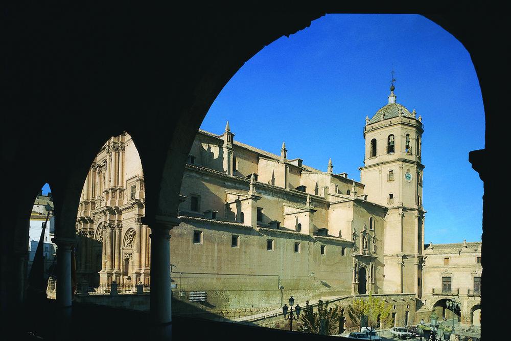 Qué ver en Lorca (Murcia) - Colegiata de San Patricio