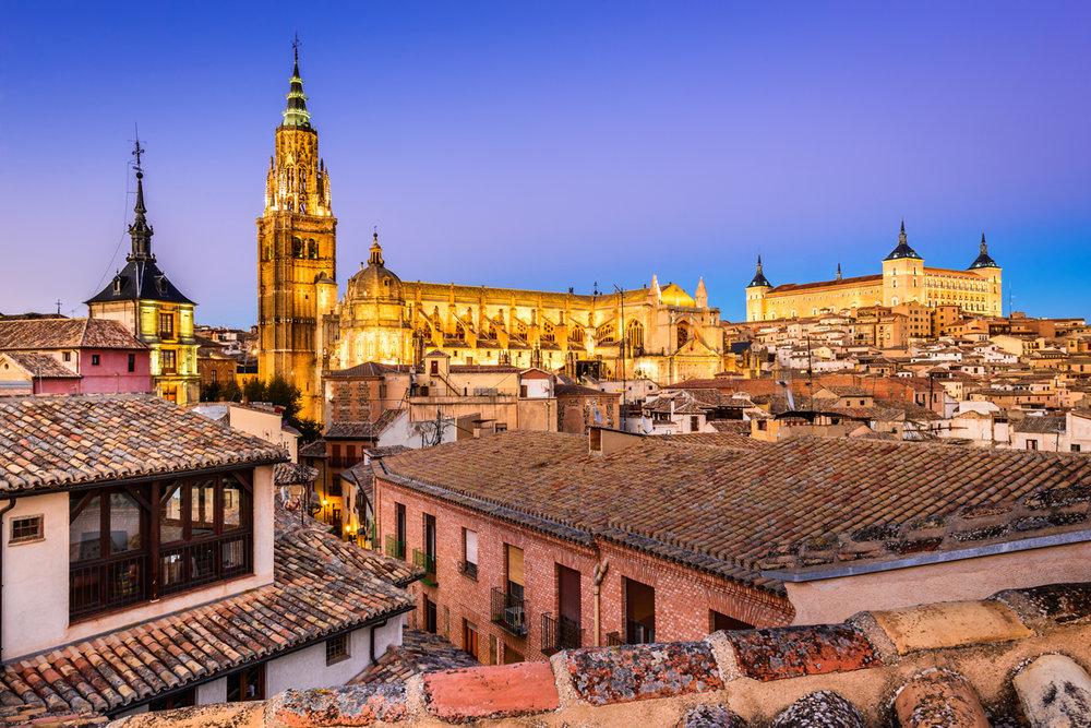 Las catedrales más bonitas de España - Catedral de Toledo