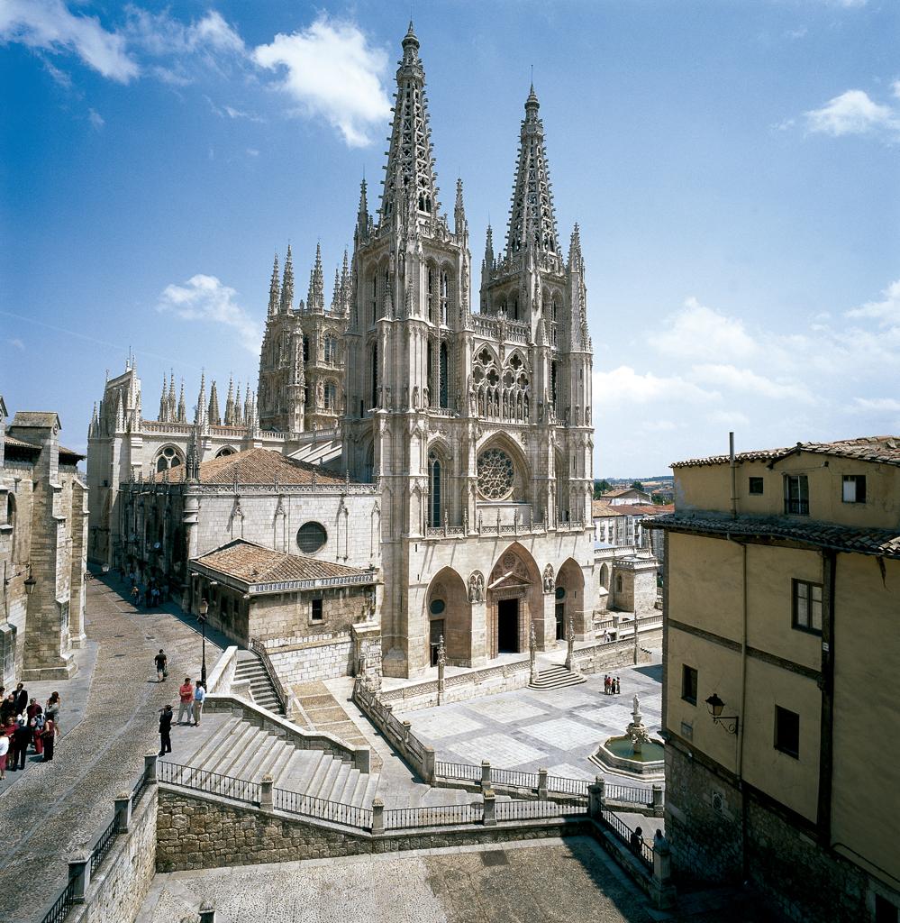 Las catedrales más bonitas de España - Catedral de Burgos