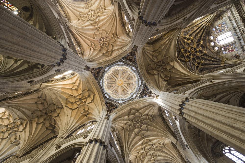 Las catedrales más bonitas de España - Catedral de Salamanca