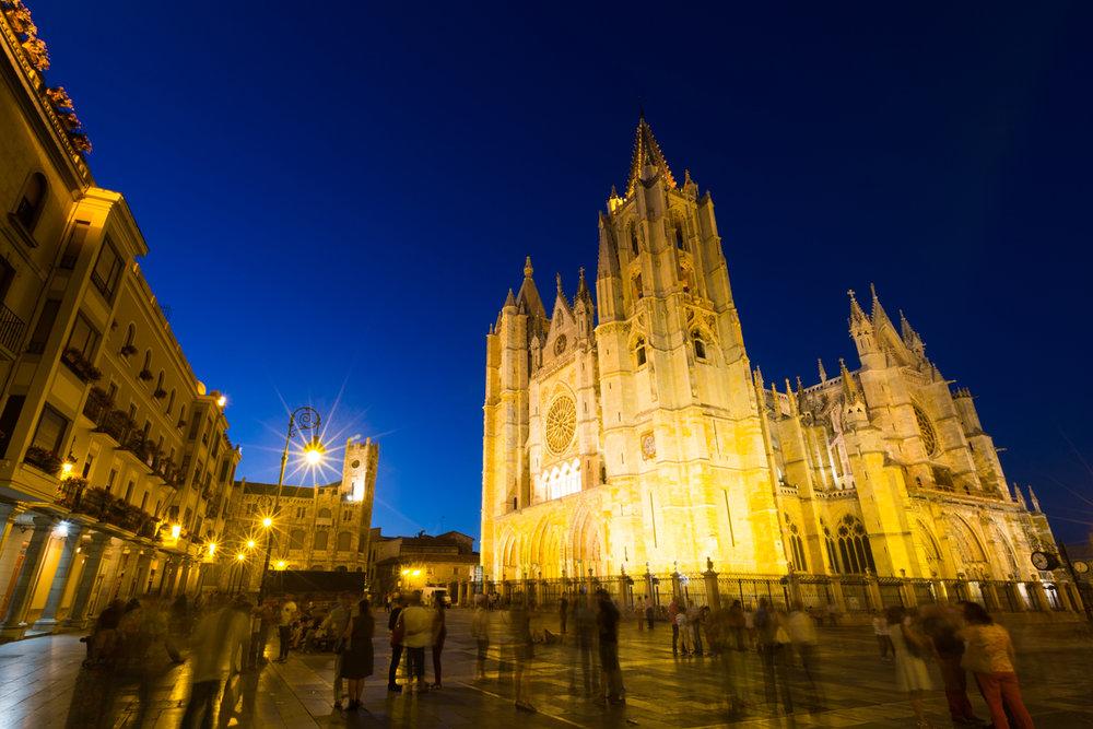 Las catedrales más bonitas de España - Catedral de León