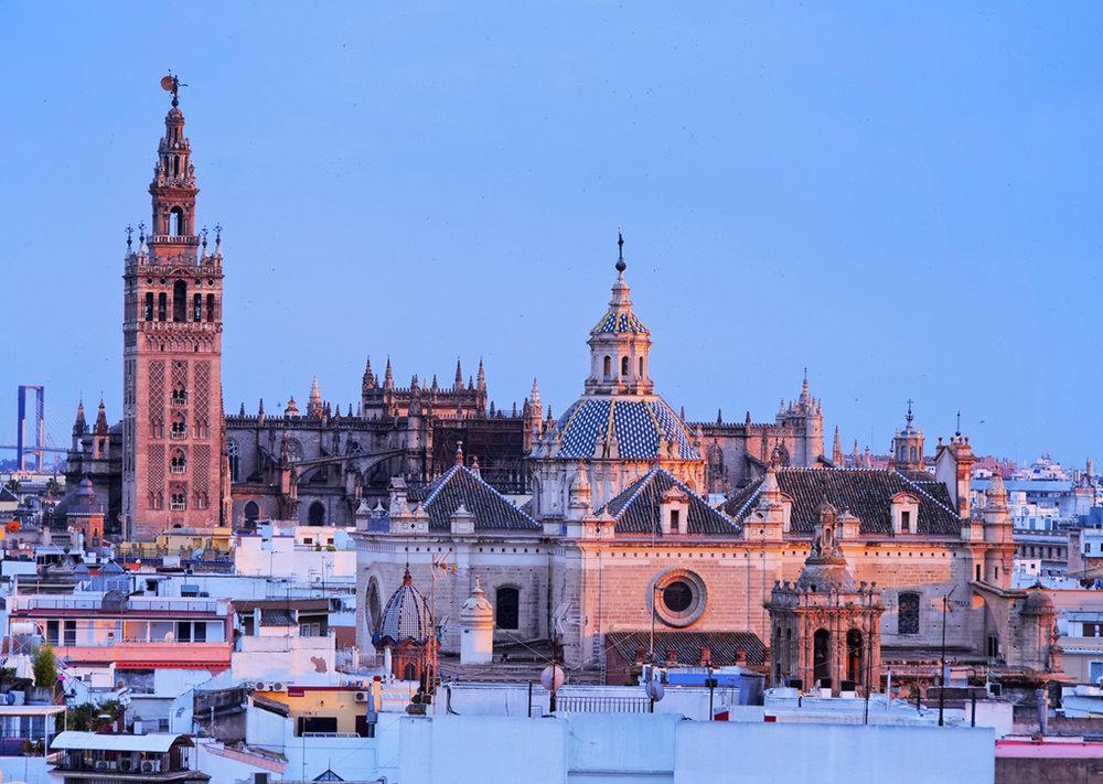 Las catedrales más bonitas de España - Catedral de Sevilla