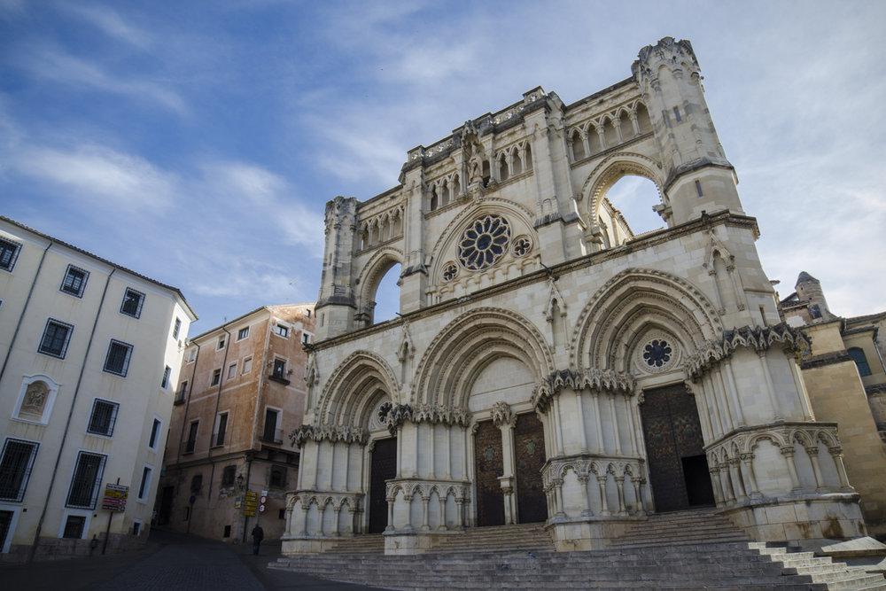 Las catedrales más bonitas de España - Catedral de Cuenca