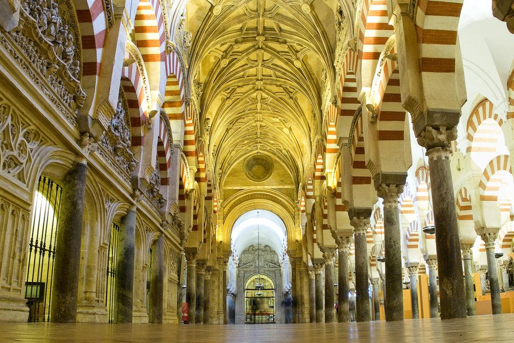Las catedrales más bonitas de España - Mezquita-Catedral de Córdoba