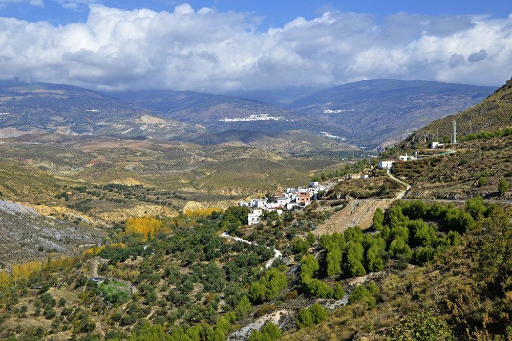 La Alpujarra de Granada