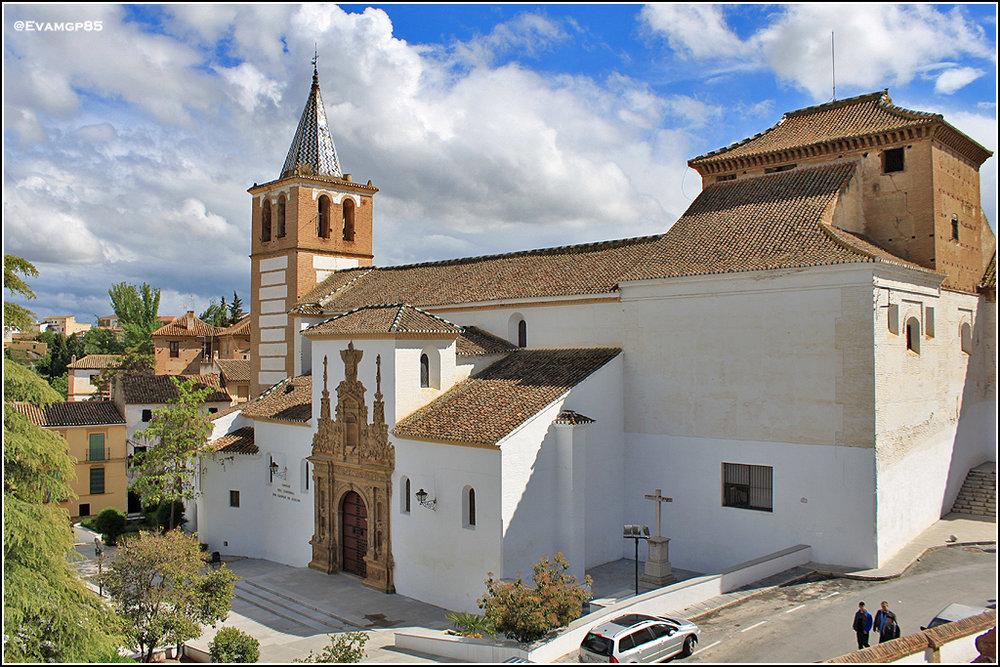 Guadix (Granada) - Convento de Santiago