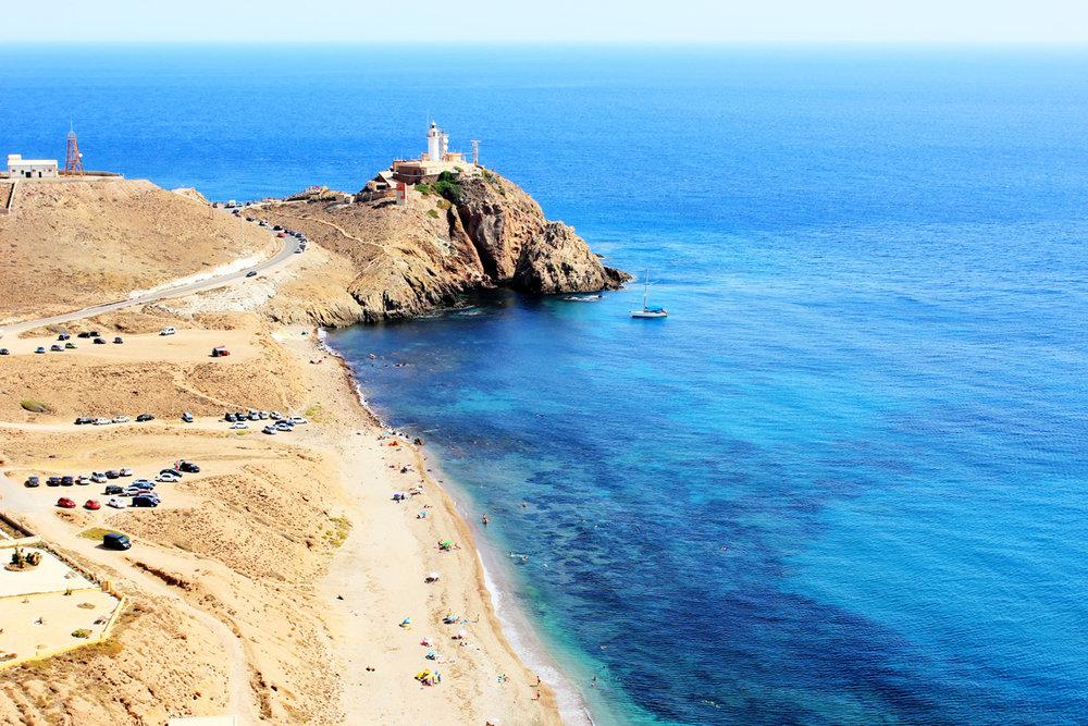 Faro de Cabo de Gata (Almería)