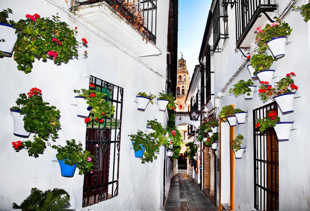 Qué ver en Córdoba - Calleja de las Flores