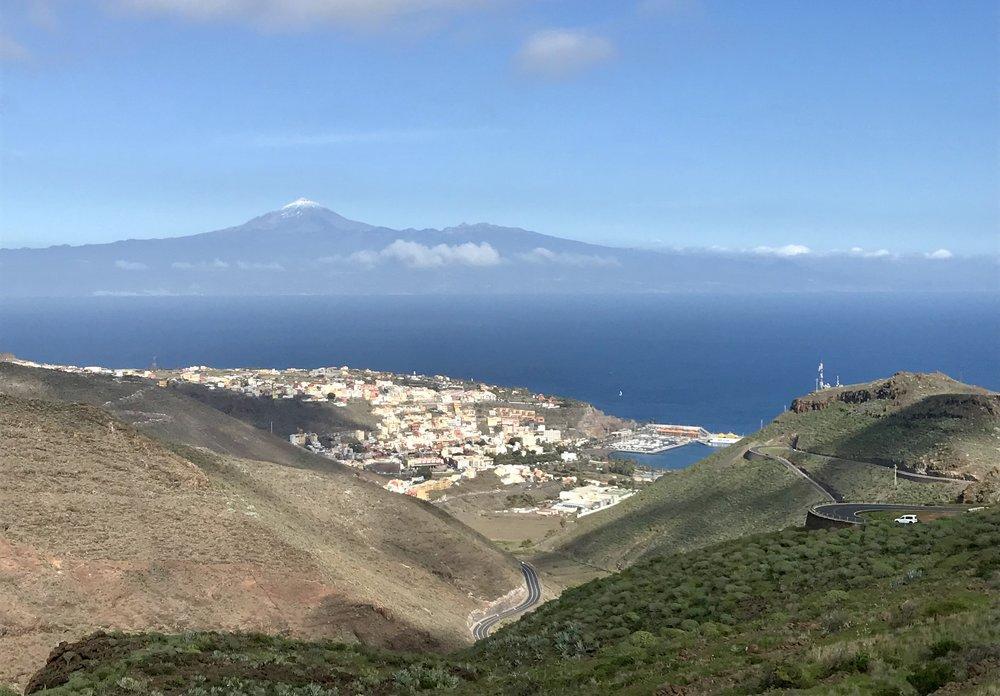 Qué hacer en La Gomera - Vistas de San Cristobal de la Gomera