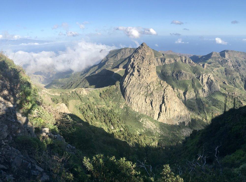 Qué hacer en La Gomera - Mirador del Morro de Agando
