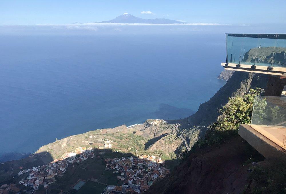 Qué hacer en La Gomera - Mirador de Abrante