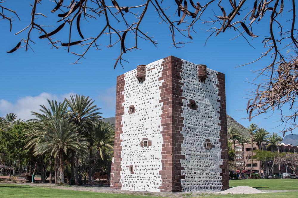 Qué hacer en La Gomera - Torre del Conde (San Cristobal de la Gomera)