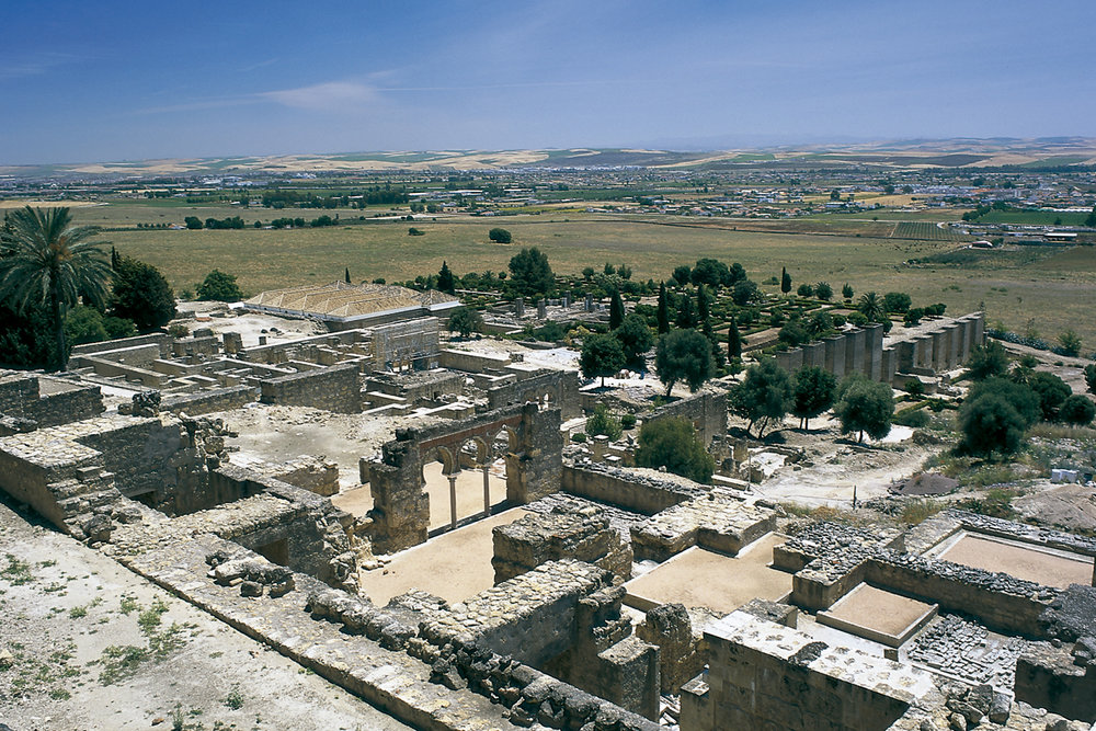 Conjunto Arqueológico Medina Azahara (Córdoba)