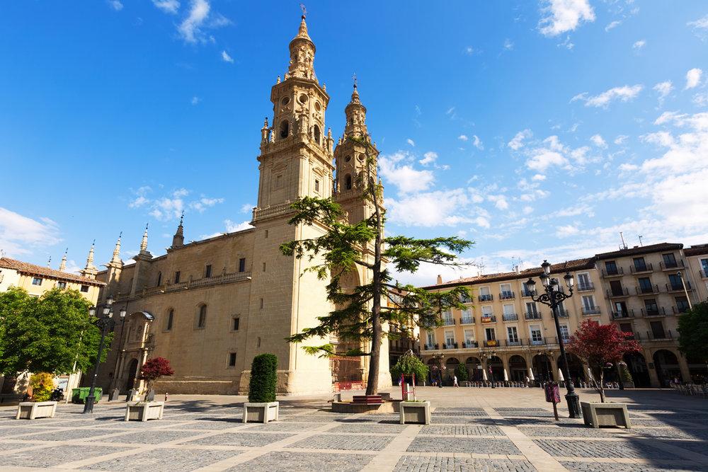 Concatedral de Santa María de la Redonda (Logroño, La Rioja)