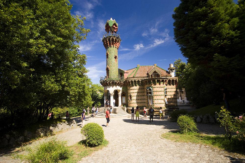 Comillas (Cantabria) - El Capricho de Gaudí