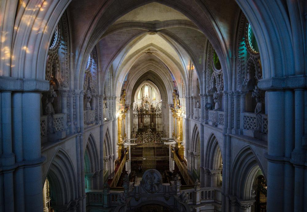 Catedral de Cuenca - Vista desde el Triforio