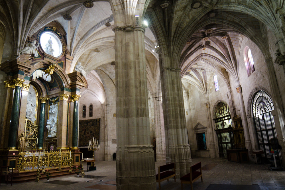 Catedral de Cuenca - Girola