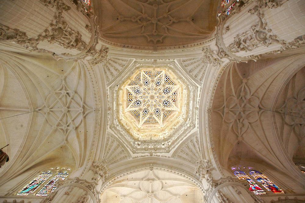 Catedral de Burgos - Cimborrio