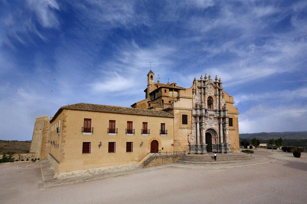 Caravaca de la Cruz (Murcia) - Santuario de la Vera Cruz