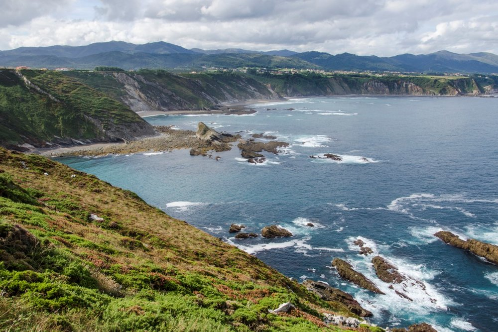 Cabo Vidio (Oviñana, Asturias)