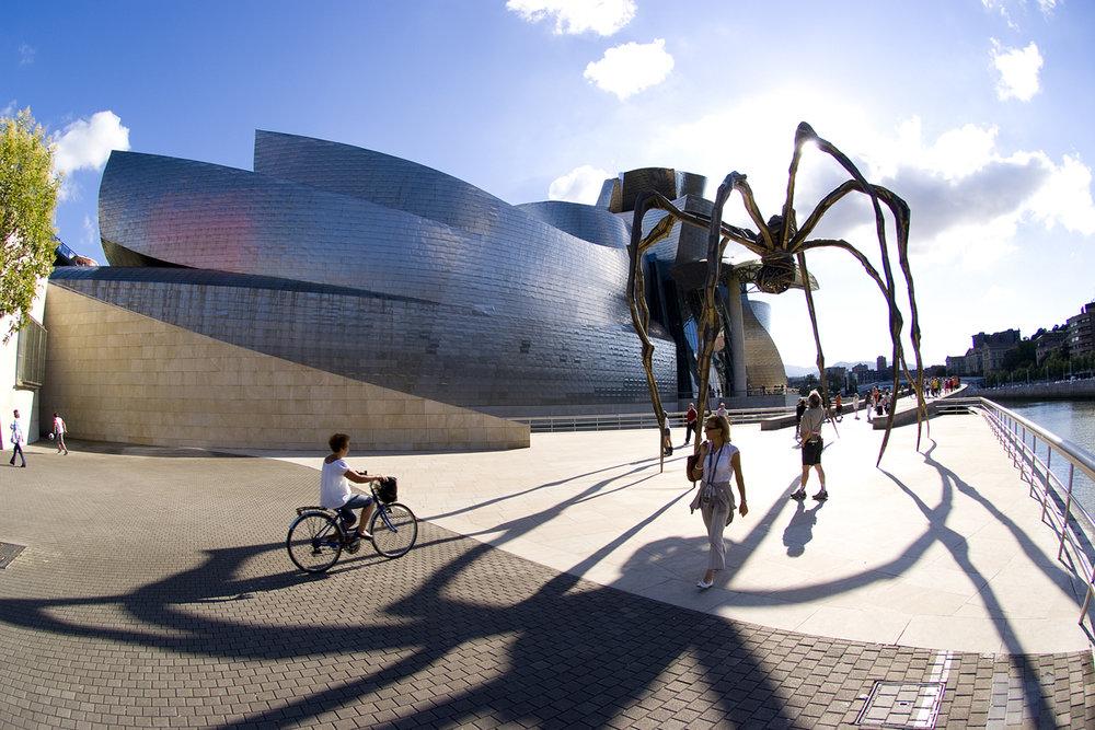 Bilbao, un lugar que merece la pena visitar