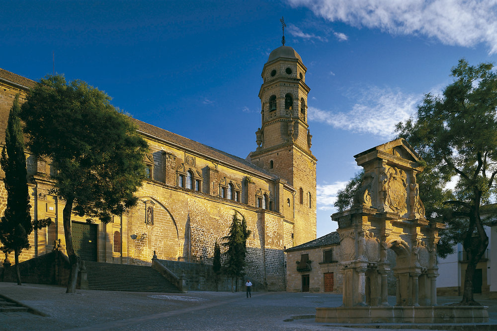 Beaza (Jaén) - Plaza de Santa María