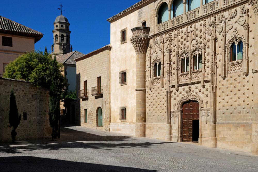 Baeza (Jaén) - Palacio de Jabalquinto